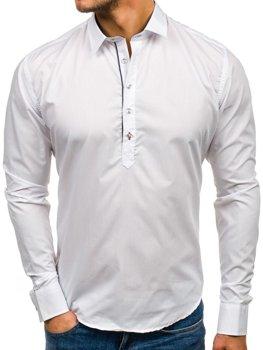 Koszula męska BOLF 5791 biała