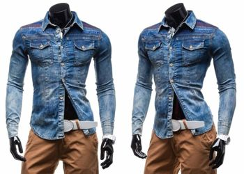 REPUBLIC DENIM 4022 - JASNY JEANS