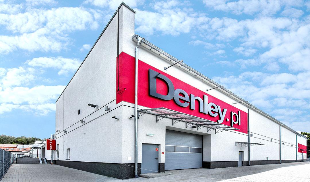 Siedziba sklepu Denley.pl